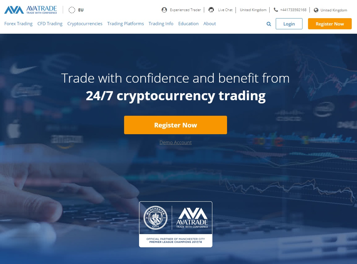 Everything That Has Made AvaTrade UK a Great Online Broker