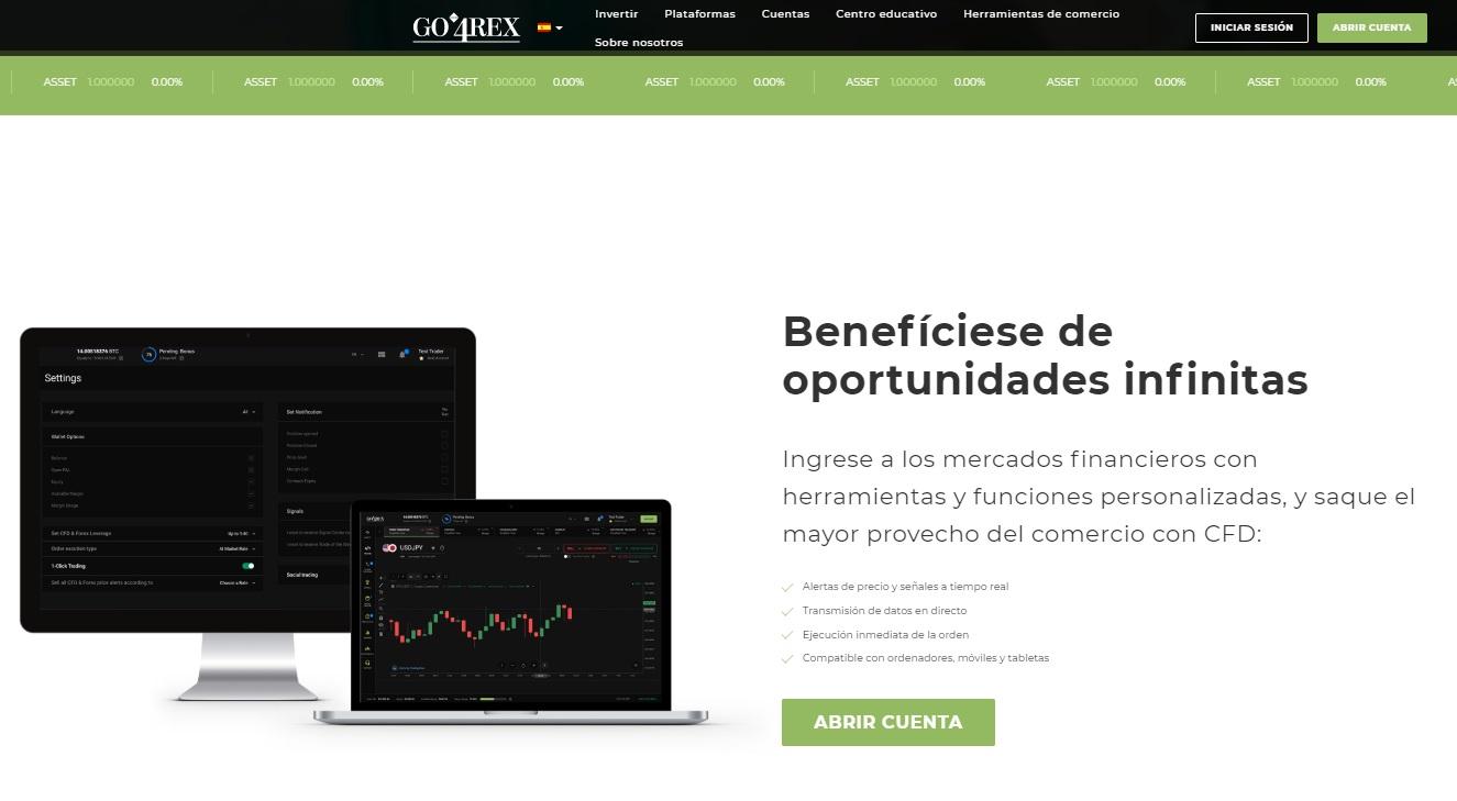 Revisión de Go4Rex:  Análisis y Opiniones – Aprenda lo Que lo Hace Diferente