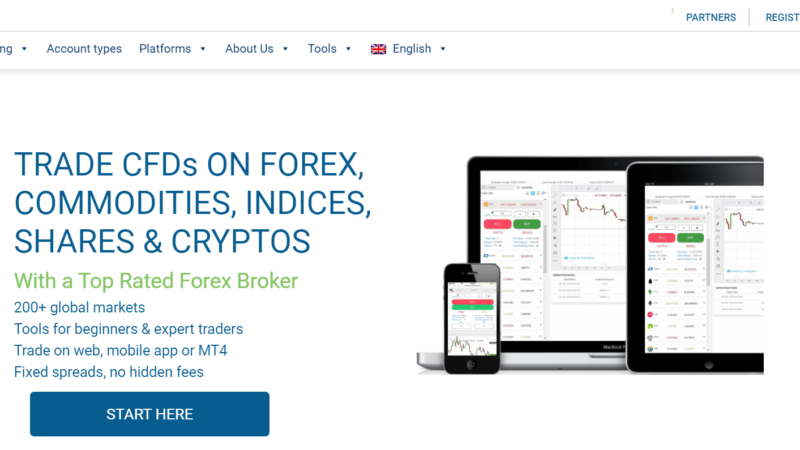 FinexArena Review – Trading With the Best