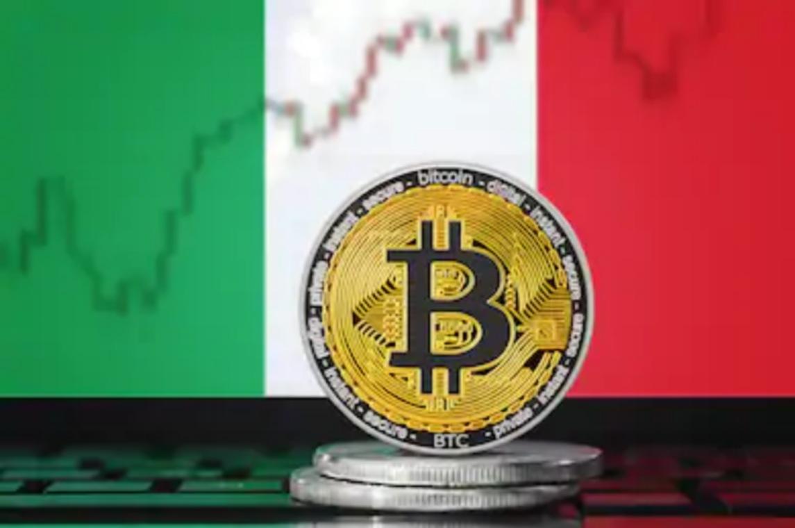Italian Officials Records Biggest Crypto Scam Case
